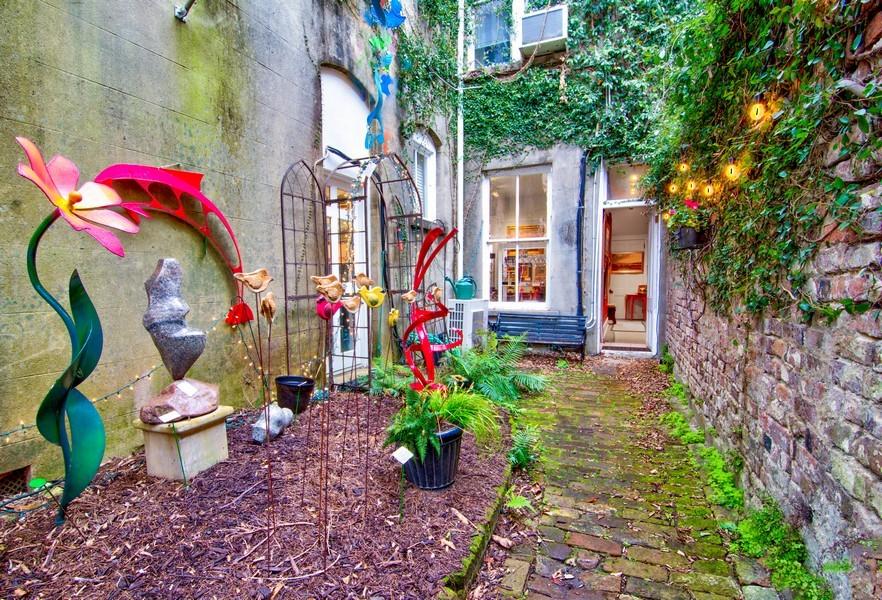 Edward Dare Gallery Garden
