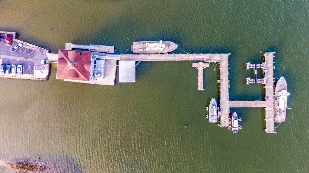 Yachts in Charleston